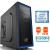 ИГРОВОЙ i3-8100 + 8GB + GTX 1050 Ti 4GB + SSD